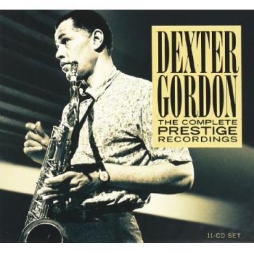 The Complete Prestige Recordings - Dexter Gordon