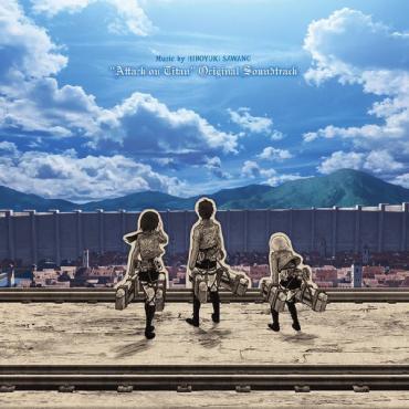 """Attack On Titan"" Original Soundtrack - Hiroyuki Sawano"