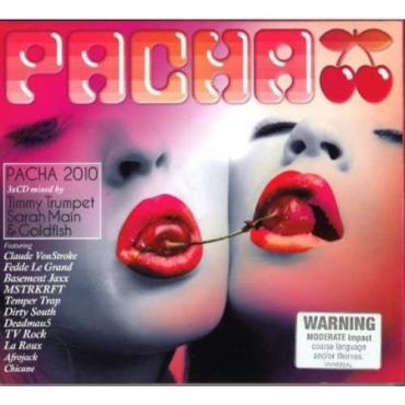 PACHA 2010-V/A -3CD- - VARIOUS ARTISTS