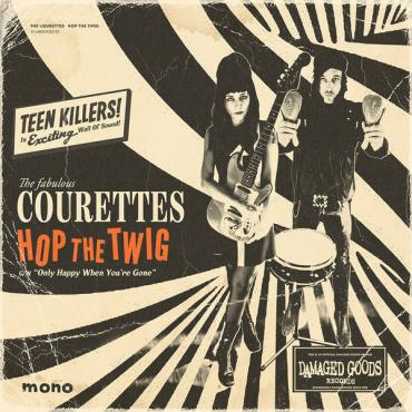 Hop The Twig - The Courettes