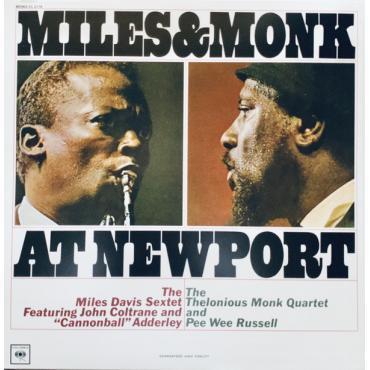 Miles & Monk At Newport - The Miles Davis Sextet