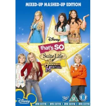 That's So The Suite Life Of Hannah Montana [Edizione: Paesi Bassi] -