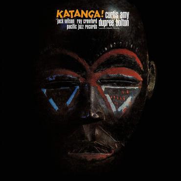 KATANGA     -BLUE NOTE - CURTIS AMY