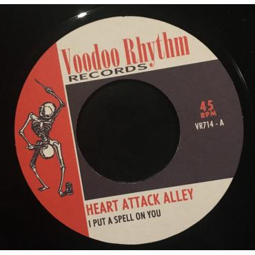 I Put A Spell On You - Heart Attack Alley