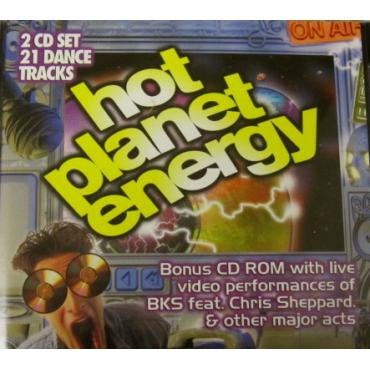 Hot Planet Energy - Various Production