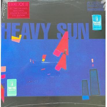 HEAVY SUN -RSD 2021- - DANIEL LANOIS