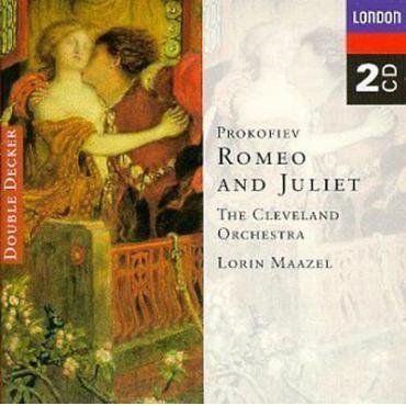 Roméo Et Juliette - Sergei Prokofiev
