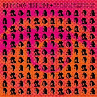 ACID, INCENSE AND BALLOONS - RSD 2021 - Jefferson Airplane