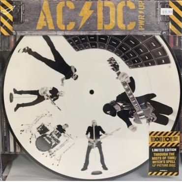 Through The Mists Of Time / Witch's Spell - ACDC