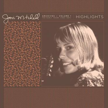 -JONI MITCHELL ARCHIVES, VOL. 1 (1 - Joni Mitchell
