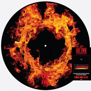 FIRE-40TH ANNIVERSARY EDITION -RSD 2021 - U2