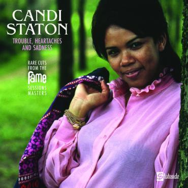 LP-CANDI STATON-TROUBLE, HEARTACHES, AND MADNESS -