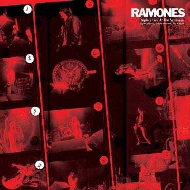 LP-RAMONES-LIVE AT THE WIRELESS CAPITOL THEATRE, S -