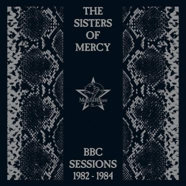 LP-THE SISTERS OF MERCY-BBC SESSIONS 1982-1984 -RS -