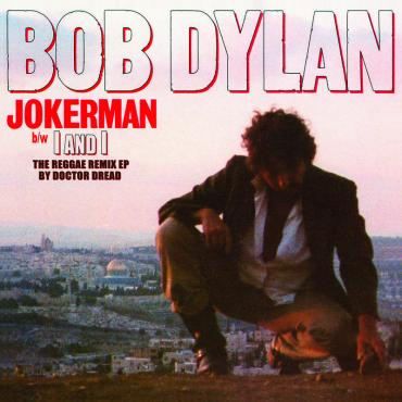 LP-BOB DYLAN-JOKERMAN / I AND I REMIXES -RSD 2021- -