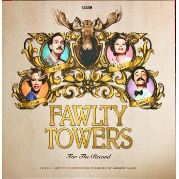 Fawlty Towers : For The Record (12 Full-Cast TV Soundtracks Narrated By Andrew Sachs) - Fawlty Towers