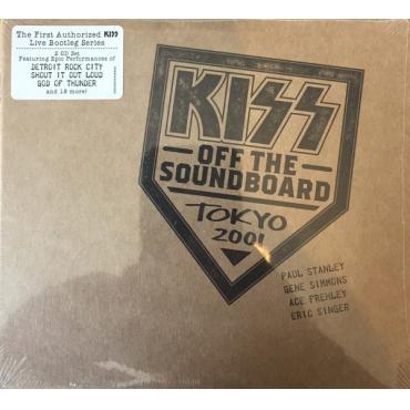 Off The Soundboard Tokyo 2001 - Kiss