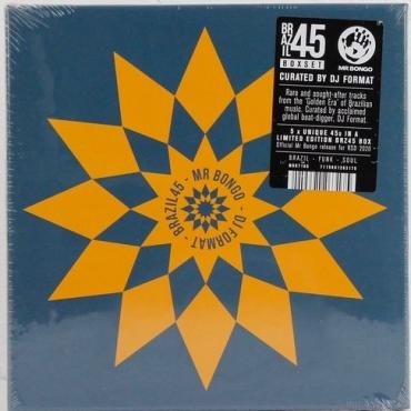 BRAZIL 45 CURATED BY DJ MARKY -RSD 2021- -