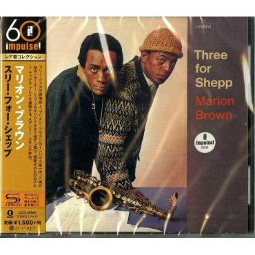 Three For Shepp - Marion Brown