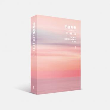 MOST BEAUTIFUL MOMENTS IN LIFE THE NOTES 1 (KOREAN)-BTS - BTS