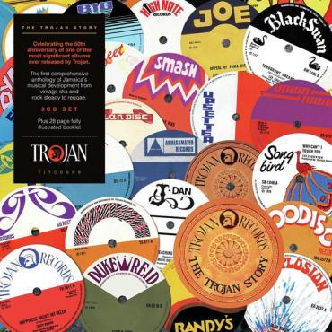 The Trojan Story  - Various