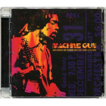 Machine Gun: The Fillmore East First Show 12/31/1969  - Jimi Hendrix