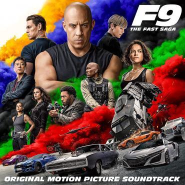 F9 The Fast Saga (Original Mot-Fast & Furious 9: The Fast Sag -