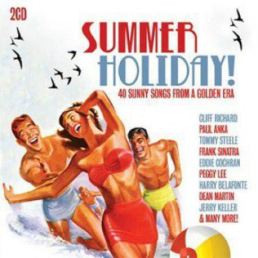 Summer Holiday - 40 Sunny Songs From A Golden Era - Various