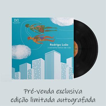 A ESTRANHA BELEZA DA VIDA (LP) - RODRIGO LEAO