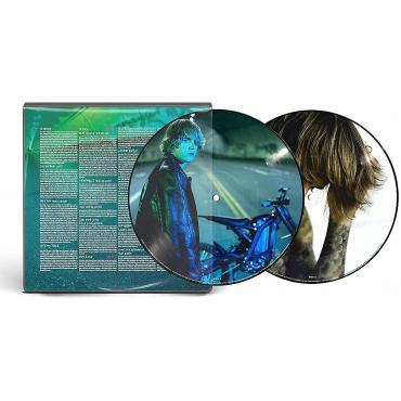 JUSTICE -PICTURE DISC- - Justin Bieber