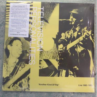 Another Kind of Trip - Live 1985-1993 - Television Personalities
