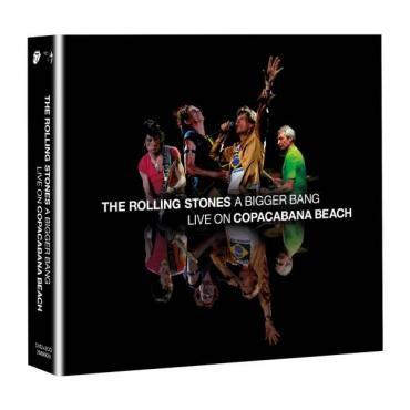 BIGGER BANG LIVE ON COPACABANA BEACH - The Rolling Stones