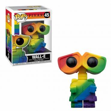 PRIDE WALL-E #45-FUNKO POP! PIXAR -
