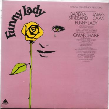 Funny Lady (Original Soundtrack Recording) - Barbra Streisand