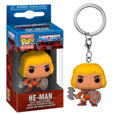 Masters Of The Universe: Funko Pop! Keychain - He-Man -