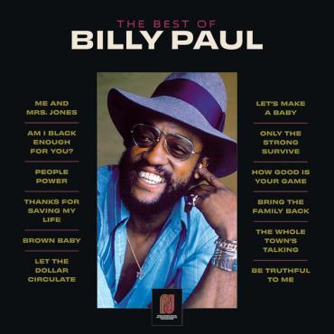 The Best Of Billy Paul - Billy Paul