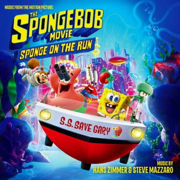 The SpongeBob Movie: Sponge On The Run (Music From The Motion Picture) - Hans Zimmer
