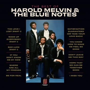 THE BEST OF  - Harold Melvin And The Blue Notes