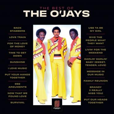 The Best Of The O'Jays - The O'Jays