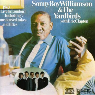 Live In London! - Sonny Boy Williamson