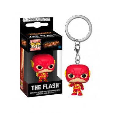 Dc Comics: Funko Pop! Keychain - The Flash - The Flash (Portachiavi) -