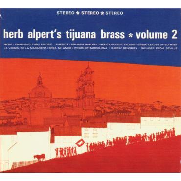 Volume 2 - Herb Alpert & The Tijuana Brass