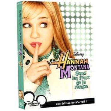 SOUS LES FEUX DE LA RAMPE-MOVIE - Hannah Montana