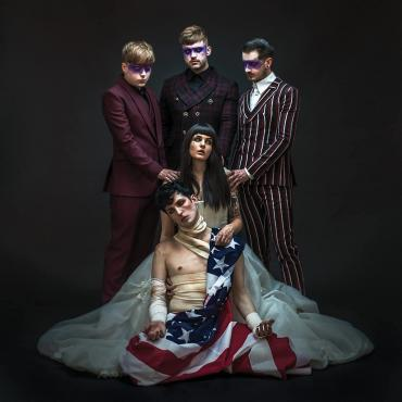 AMERICAN NOIR  - LP - - CREEPER