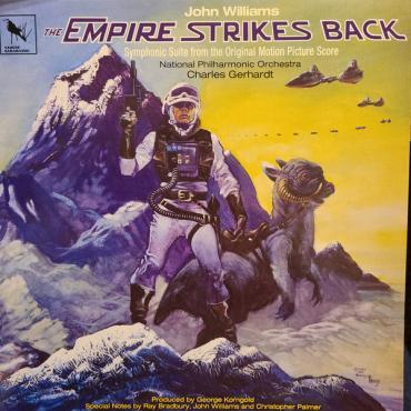 The Empire Strikes Back - John Williams