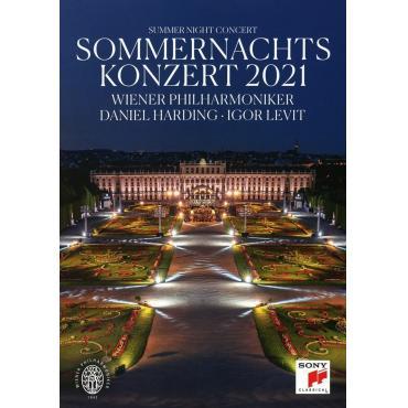 SOMMERNACHTSKONZERT 2021 / SUMMER NIGHT CONCERT 2021-Daniel Harding & Wiener Philharmoniker -