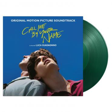 CALL ME BY YOUR NAME (GREEN VINYL)  - O.S.T.