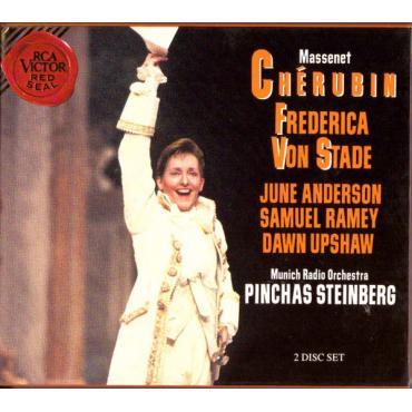 Chérubin - Jules Massenet