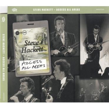 Access All Areas - Steve Hackett