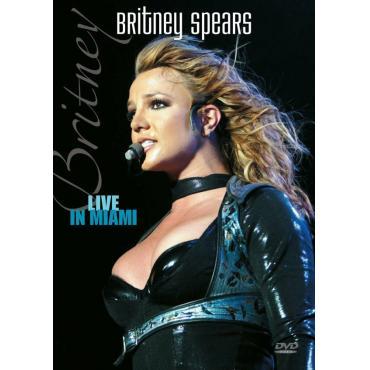 Live In Miami - Britney Spears